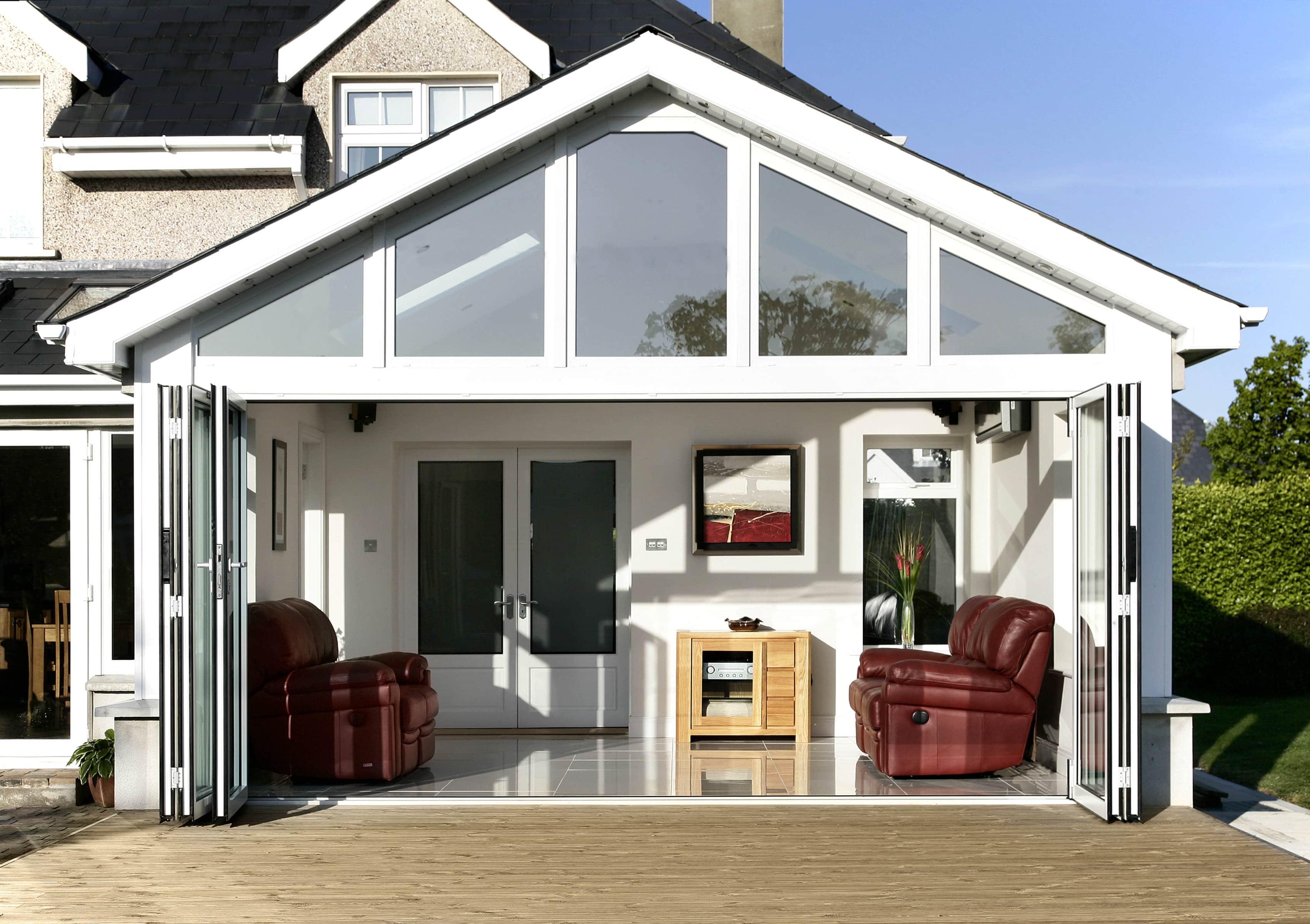 Bi-fold doors Costs Aldershot