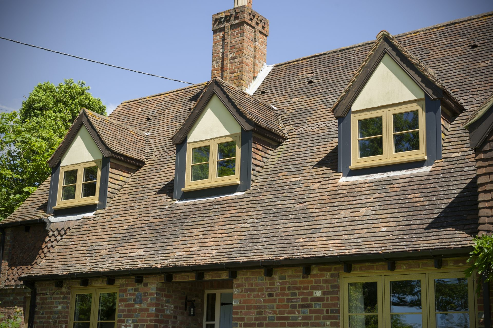 Timber Effect Windows Prices Fleet, Hampshire