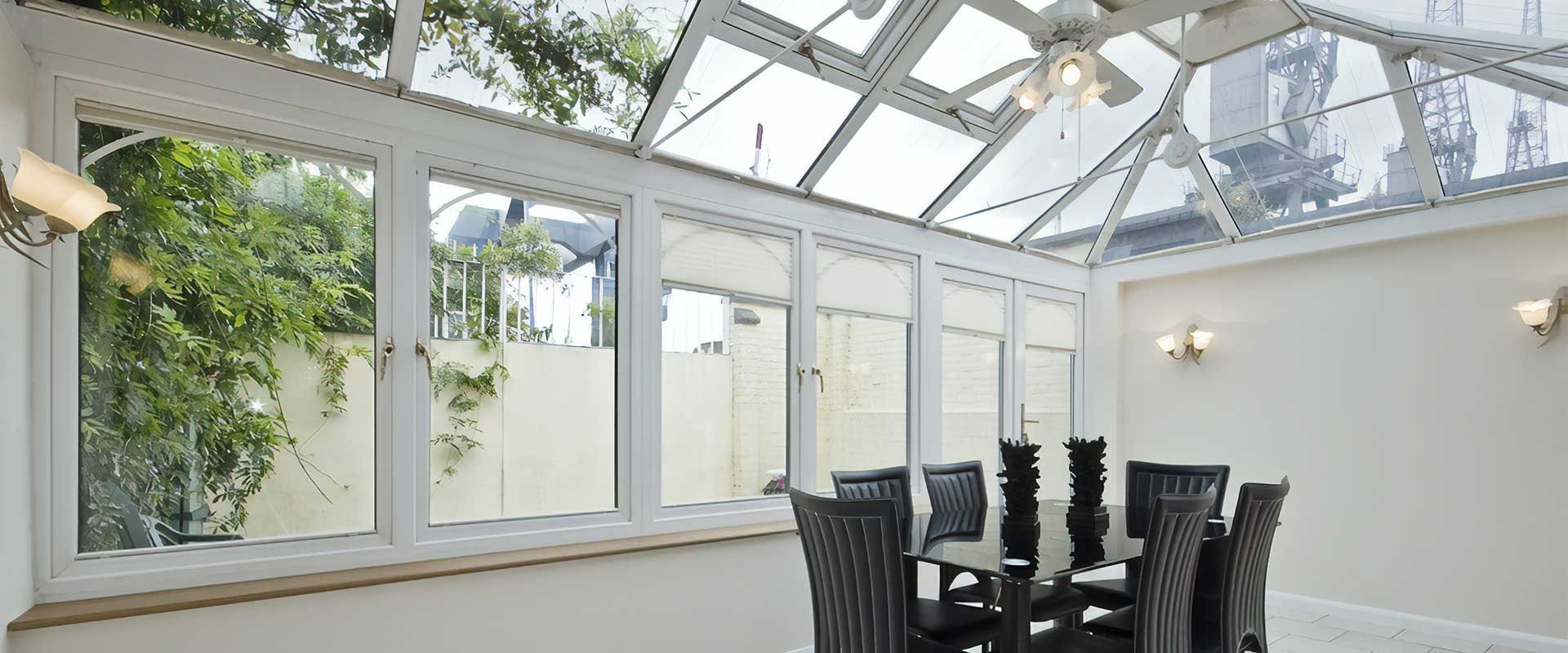 uPVC Edwardian Conservatory Guildford