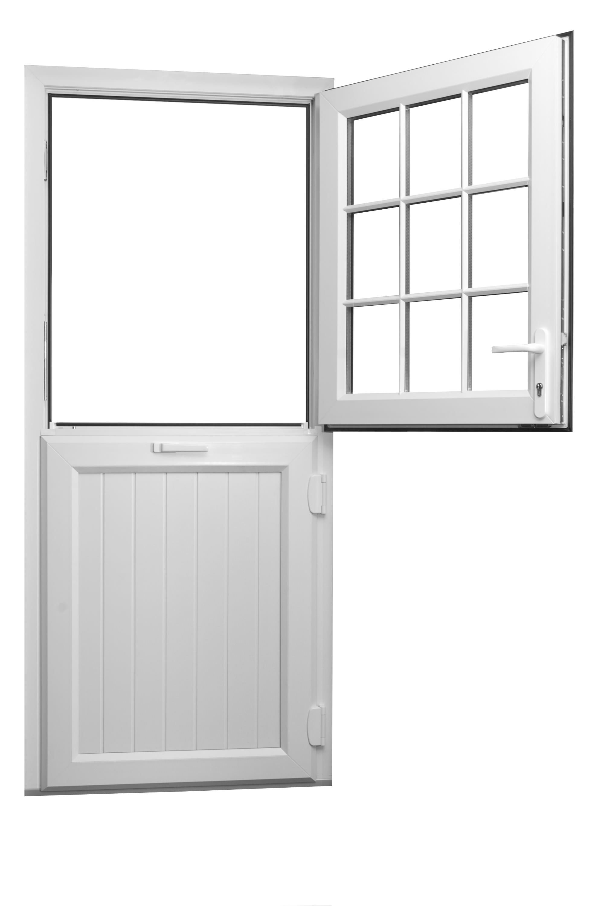Liniar uPVC Stable Door, Fleet