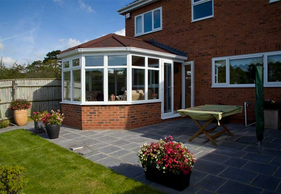 Tiled Conservatory Roofs, Hampshire